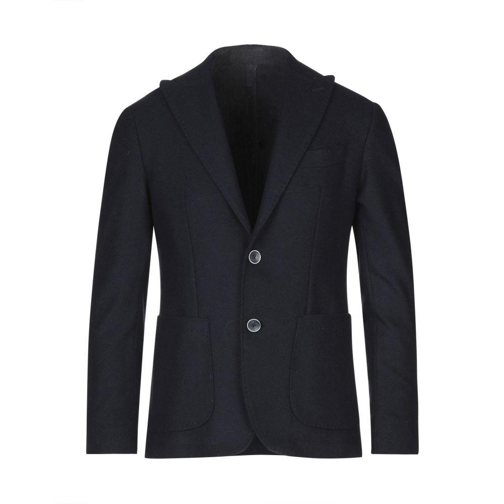 ドメニコ タリエンテ DOMENICO TAGLIENTE メンズ スーツ・ジャケット アウター【blazer】Dark blue