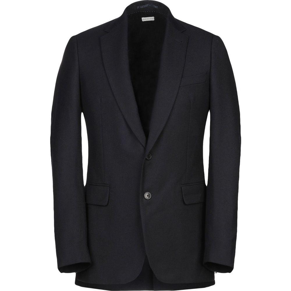 ドリス ヴァン ノッテン DRIES VAN NOTEN メンズ スーツ・ジャケット アウター【blazer】Dark blue