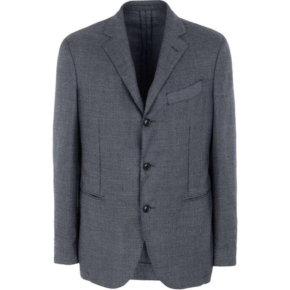 トラサルディ TRUSSARDI メンズ スーツ・ジャケット アウター【blazer】Slate blue