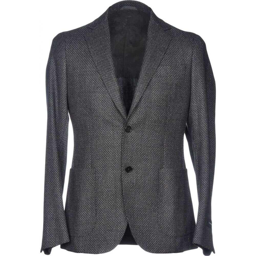 トンボリーニ TOMBOLINI メンズ スーツ・ジャケット アウター【blazer】Grey