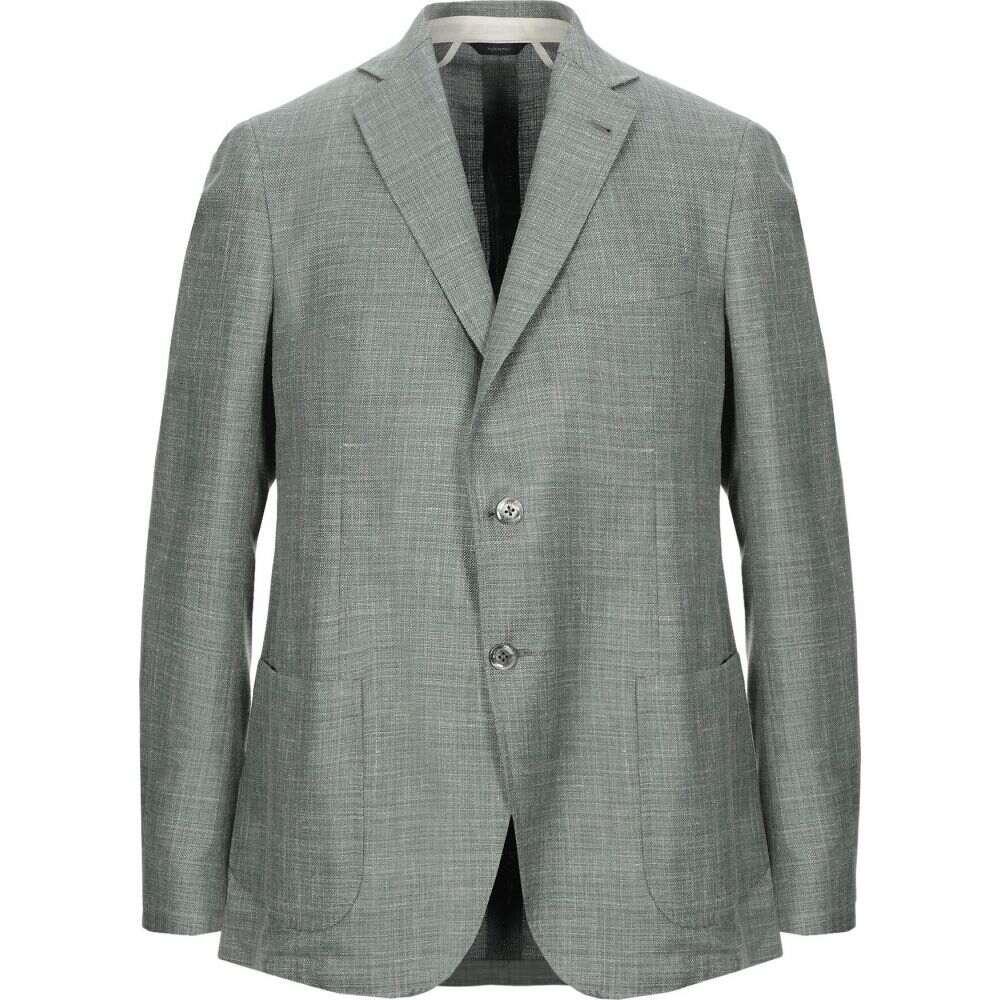 トンボリーニ TOMBOLINI メンズ スーツ・ジャケット アウター【blazer】Light green