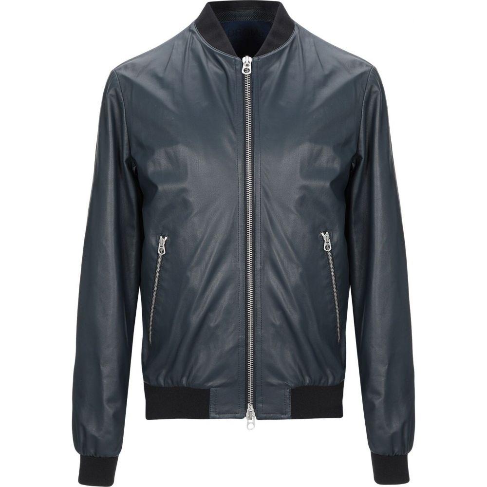 ★お求めやすく価格改定★ ドローム DROMe メンズ ジャケット ライダース アウター【biker jacket】Black, まるせんギョウザ c3339fa8