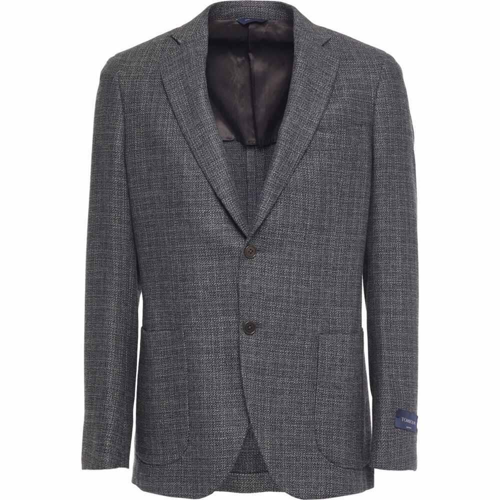 トンボリーニ TOMBOLINI メンズ スーツ・ジャケット アウター【blazer】Lead