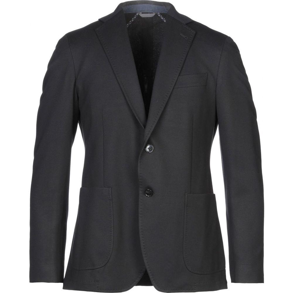 <title>トンボリーニ メンズ アウター スーツ ジャケット Black サイズ交換無料 今だけ限定15%OFFクーポン発行中 TOMBOLINI blazer</title>