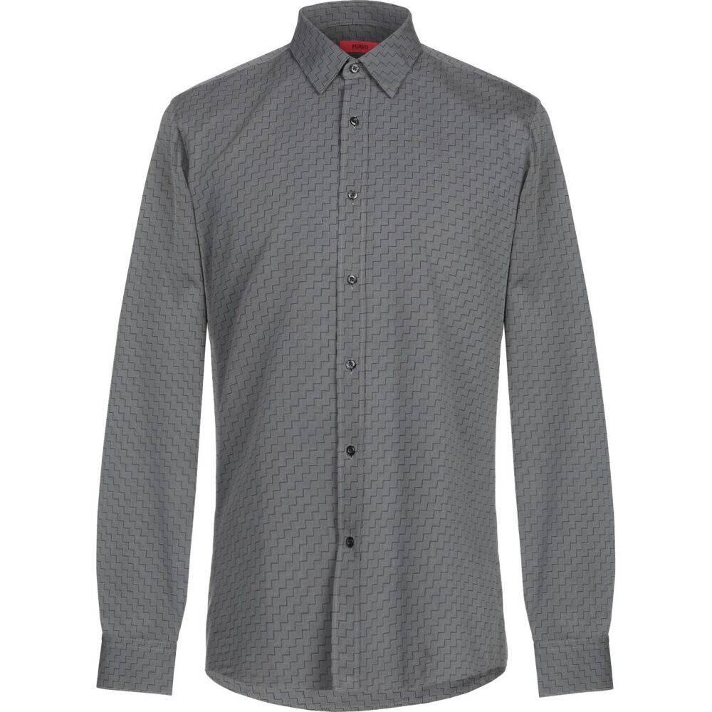 ヒューゴ ボス HUGO HUGO BOSS メンズ シャツ トップス【patterned shirt】Lead