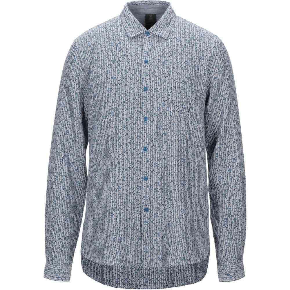 ジョン バルベイトス JOHN VARVATOS U.S.A. メンズ シャツ トップス【patterned shirt】Deep jade