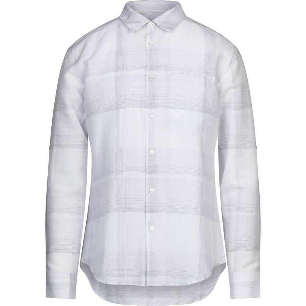 ジョン バルベイトス JOHN VARVATOS メンズ シャツ トップス【patterned shirt】Light grey