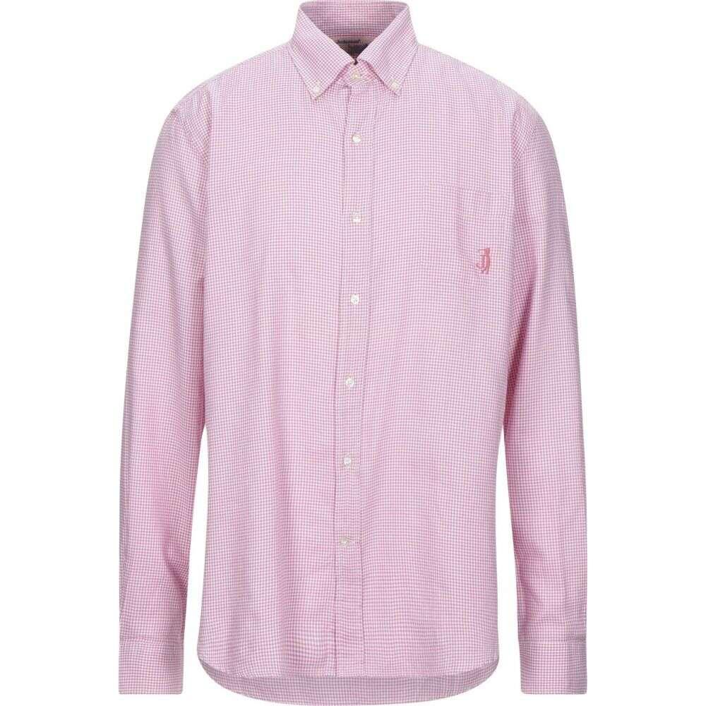 ジェッカーソン JECKERSON メンズ シャツ トップス【checked shirt】Pink
