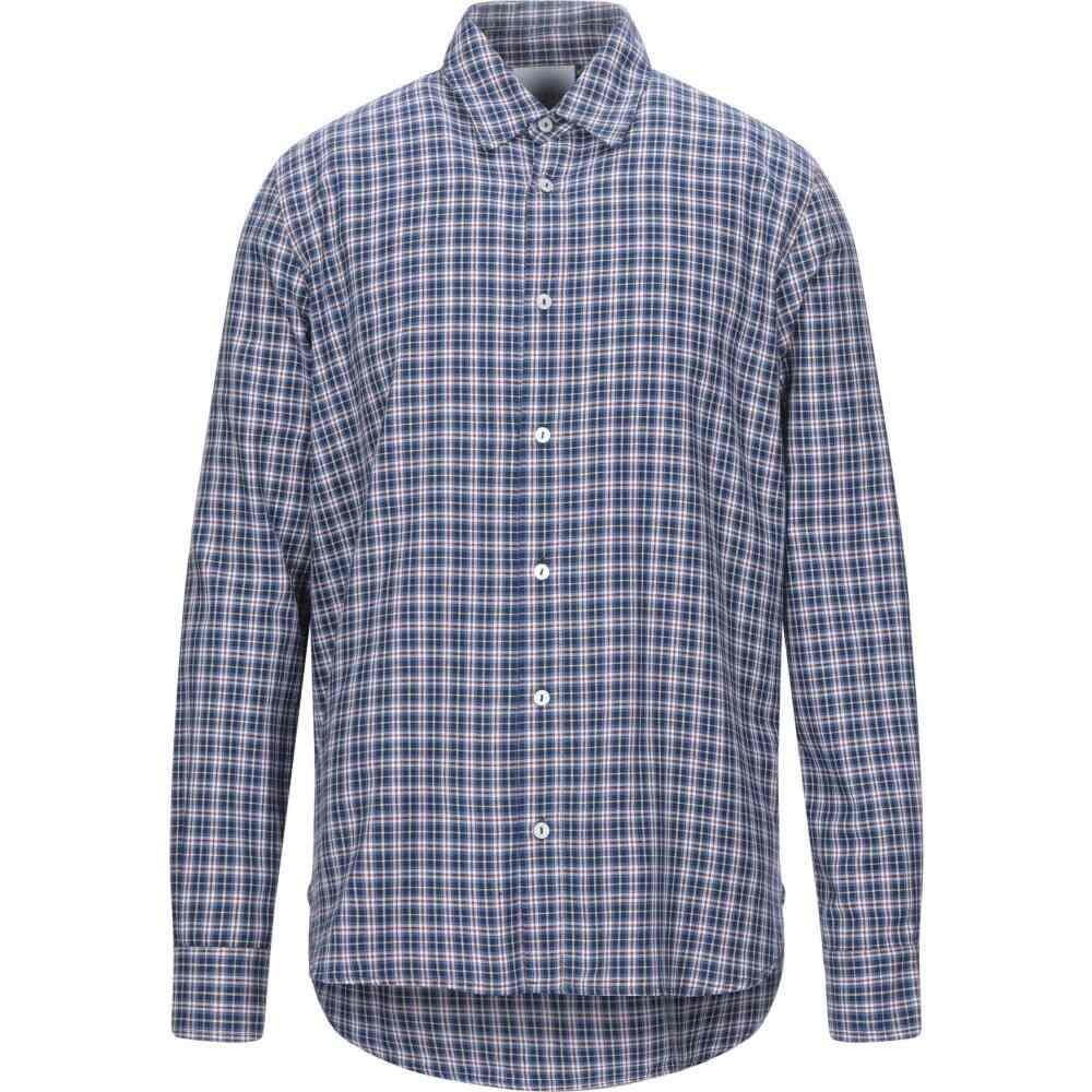 ガエル パリ GAeLLE Paris メンズ シャツ トップス【checked shirt】Dark blue