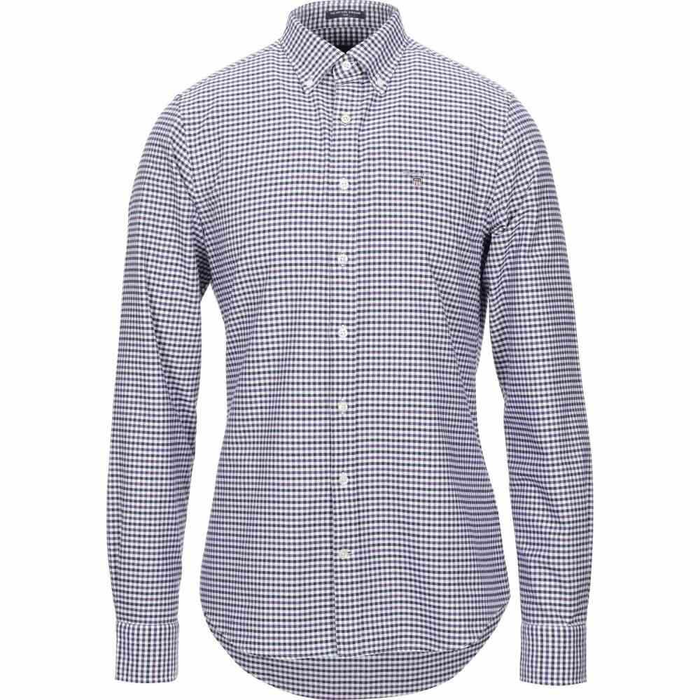 ガント GANT メンズ シャツ トップス【checked shirt】Purple