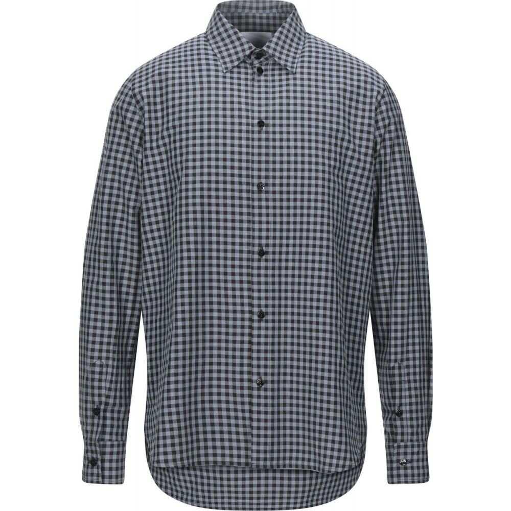 ガエル パリ GAeLLE Paris メンズ シャツ トップス【checked shirt】Grey