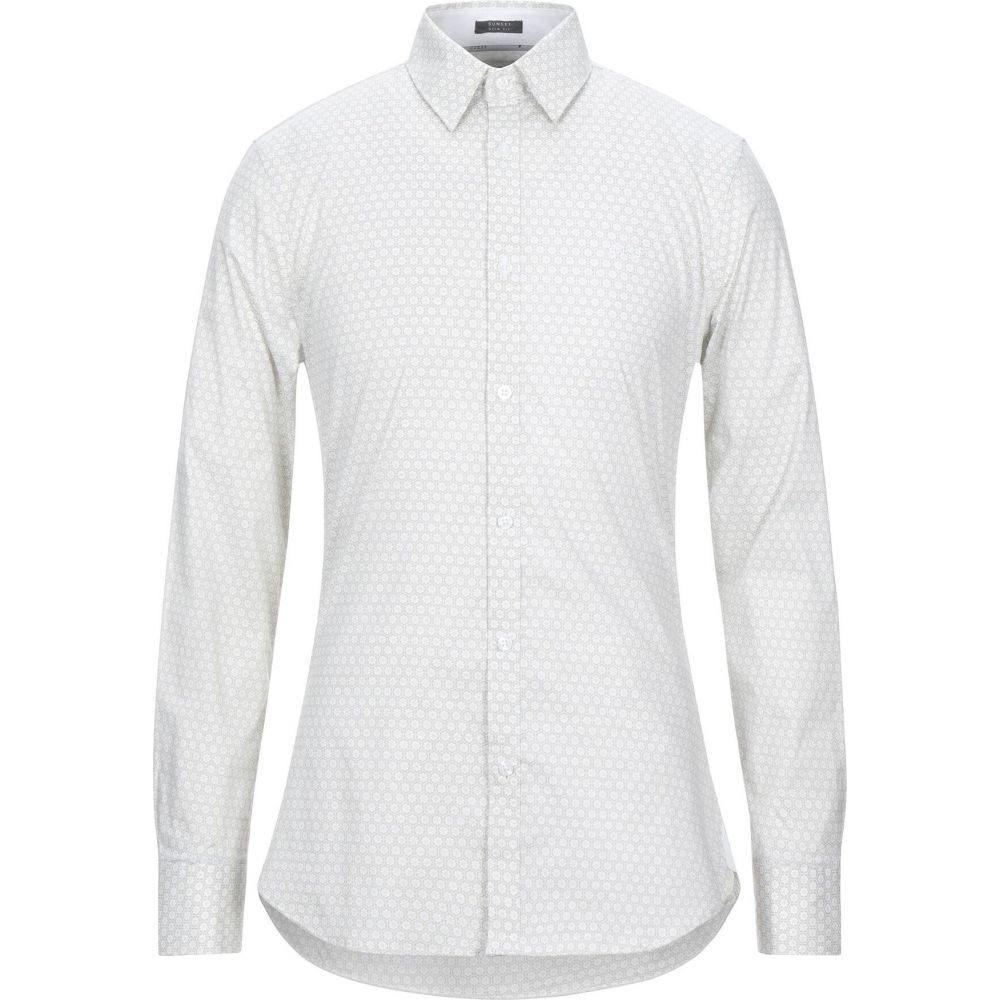 ゲス GUESS メンズ シャツ トップス【patterned shirt】Light grey