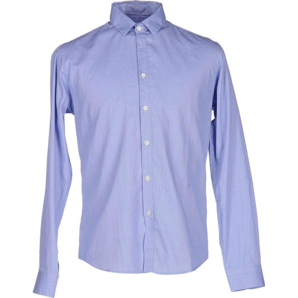 ゴールデン グース GOLDEN GOOSE DELUXE BRAND メンズ シャツ トップス【patterned shirt】Blue