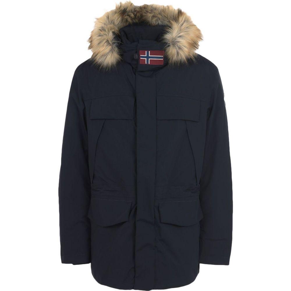 ナパピリ NAPAPIJRI メンズ コート アウター【coat】Dark blue