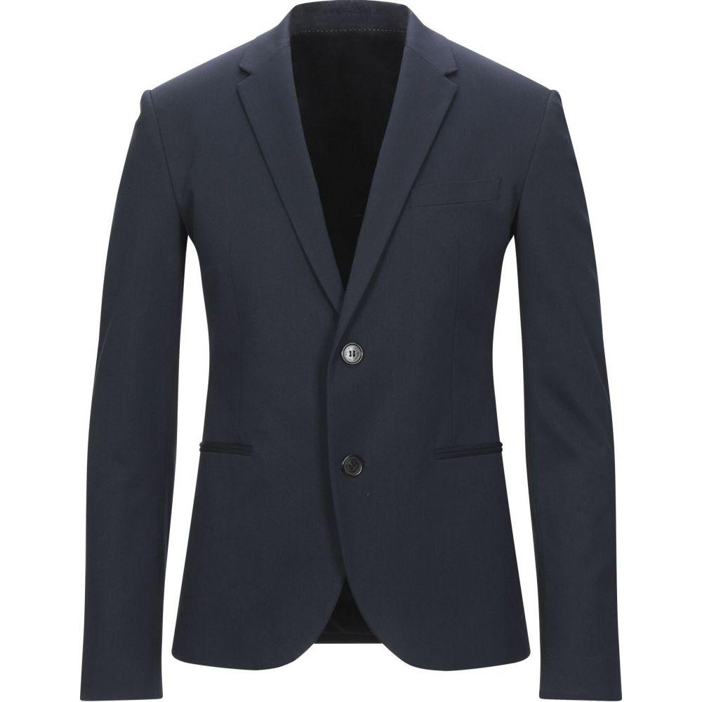 ニール バレット NEIL BARRETT メンズ スーツ・ジャケット アウター【blazer】Dark blue