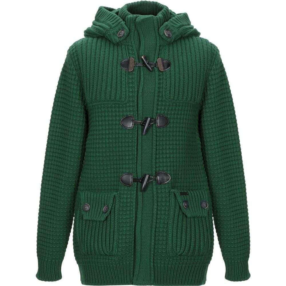 バーク BARK メンズ コート アウター【coat】Green