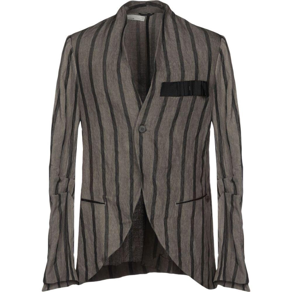 ノストラサンティッシマ NOSTRASANTISSIMA メンズ スーツ・ジャケット アウター【blazer】Khaki