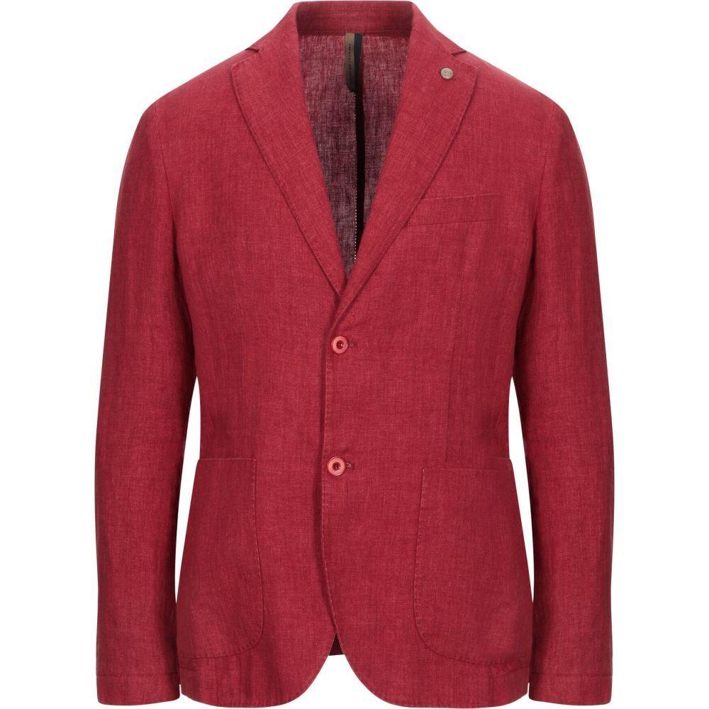 ハーモント アンド ブレイン HARMONT&BLAINE メンズ スーツ・ジャケット アウター【blazer】Red