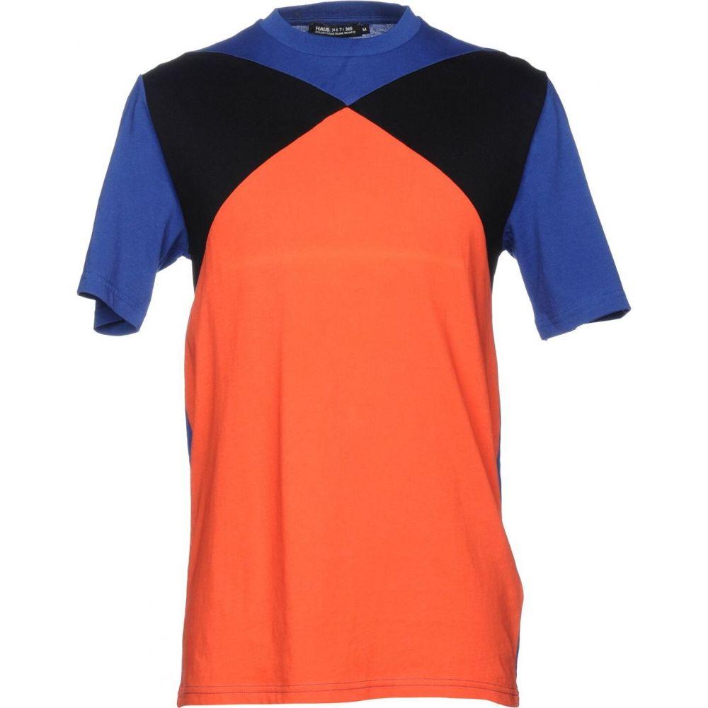 ハウス ゴールデングース HAUS GOLDEN GOOSE メンズ Tシャツ トップス【t-shirt】Coral