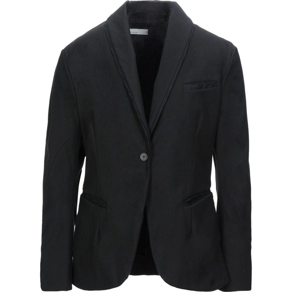 ノストラサンティッシマ NOSTRASANTISSIMA メンズ スーツ・ジャケット アウター【blazer】Black
