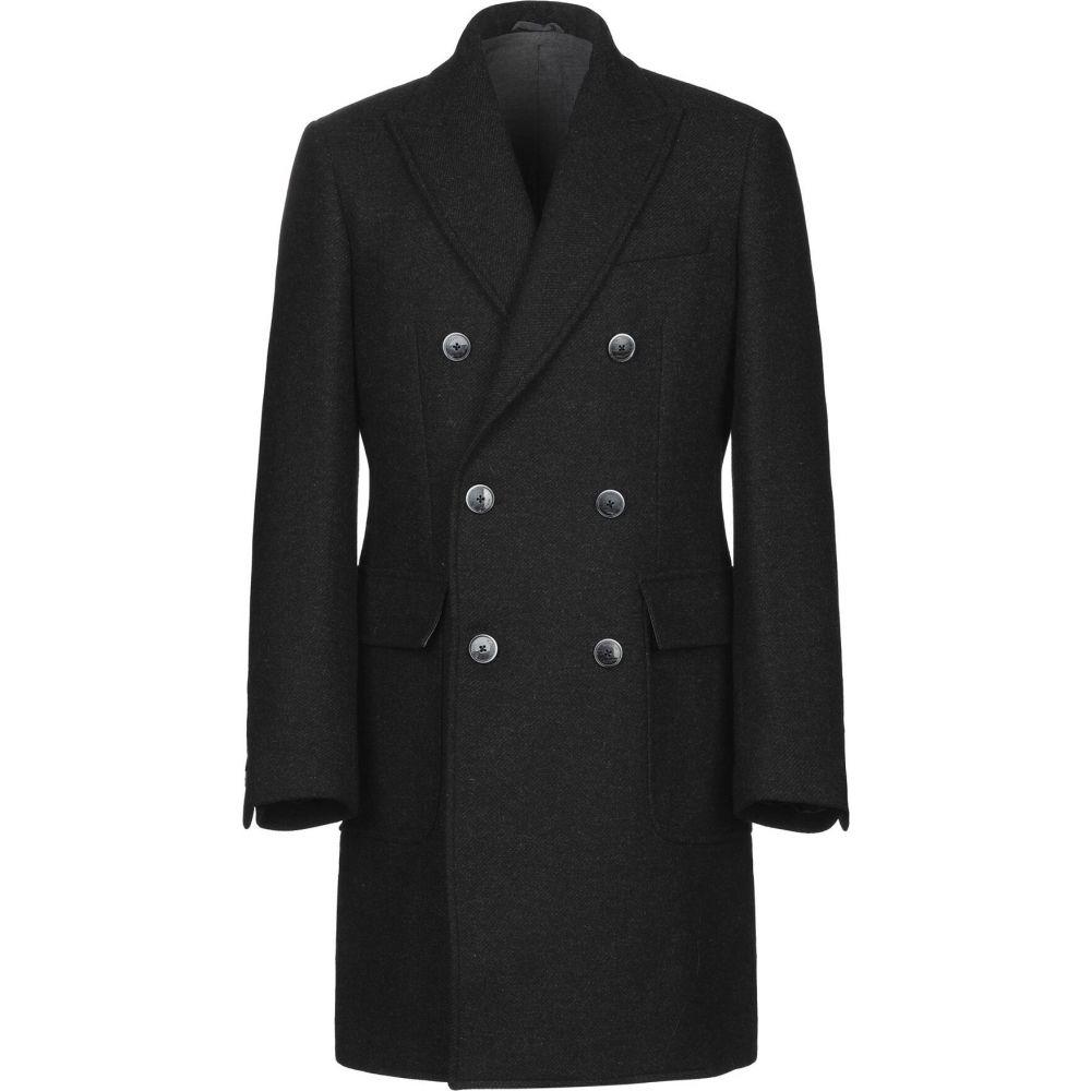 ハケット HACKETT メンズ コート アウター【coat】Steel grey