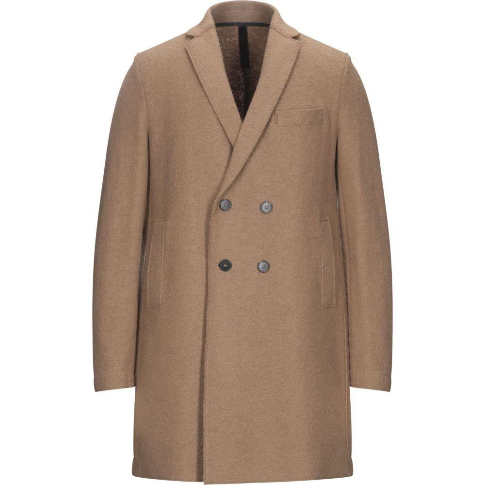 ハリスワーフロンドン HARRIS WHARF LONDON メンズ コート アウター【coat】Camel