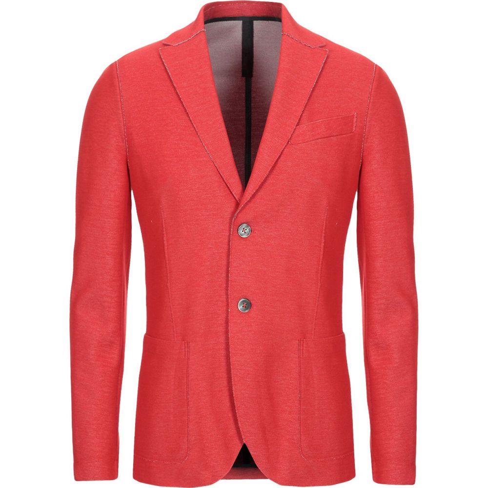 ハリスワーフロンドン HARRIS WHARF LONDON メンズ スーツ・ジャケット アウター【blazer】Red