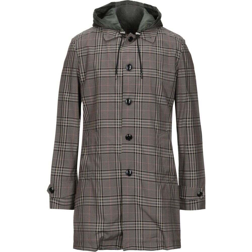 パルト PALTO メンズ コート アウター【full-length jacket】Khaki