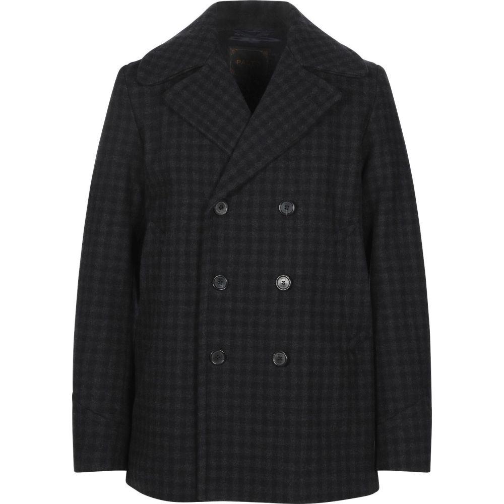 パルト PALTO メンズ コート アウター【coat】Steel grey