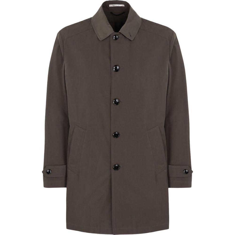 パルト PALTO メンズ コート アウター【full-length jacket】Military green
