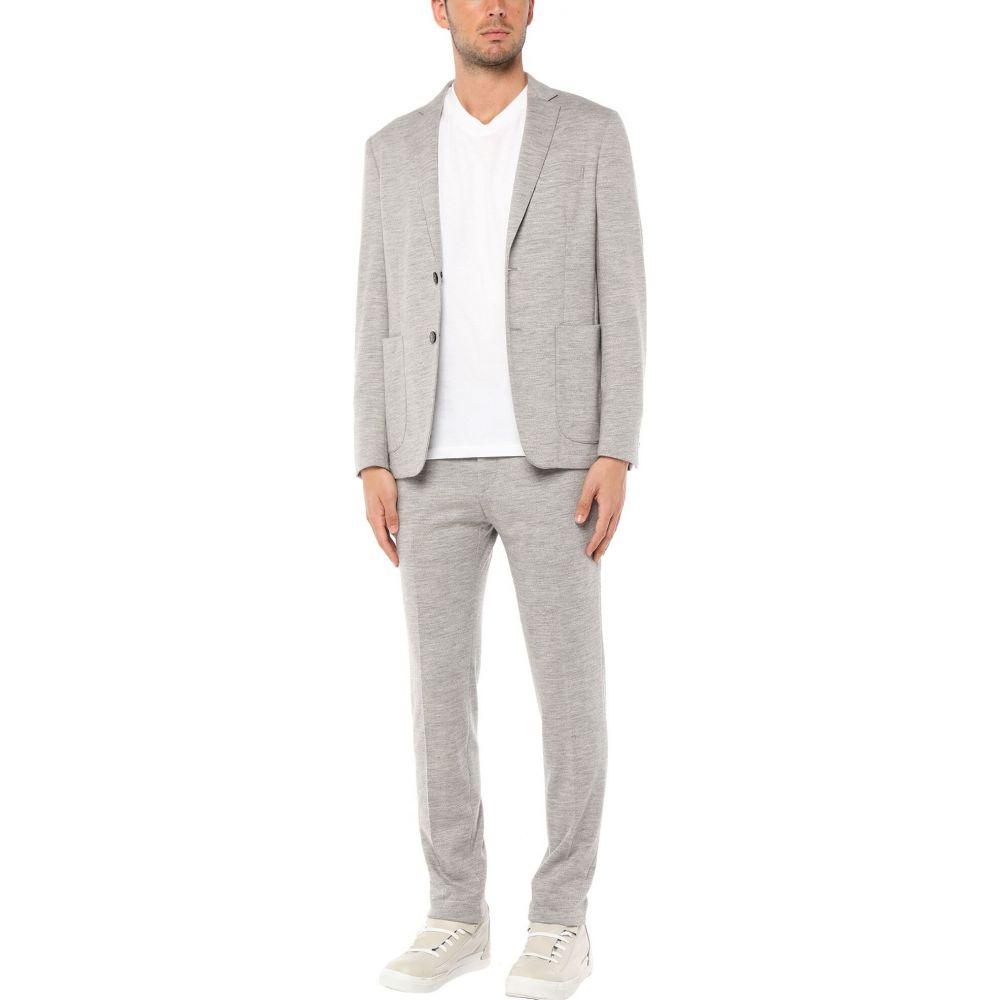 パルジレリ LAB. PAL ZILERI メンズ スーツ・ジャケット アウター【Suit】Light grey