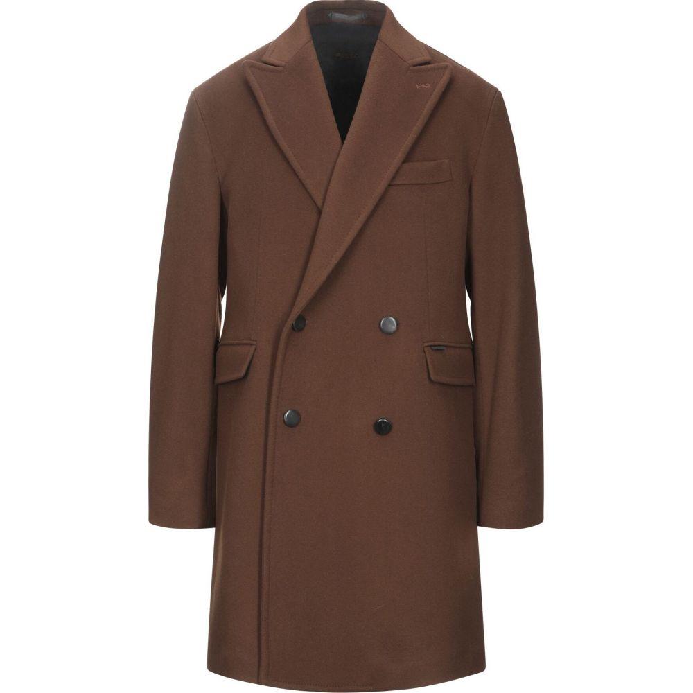 パルト PALTO メンズ コート アウター【coat】Dark brown