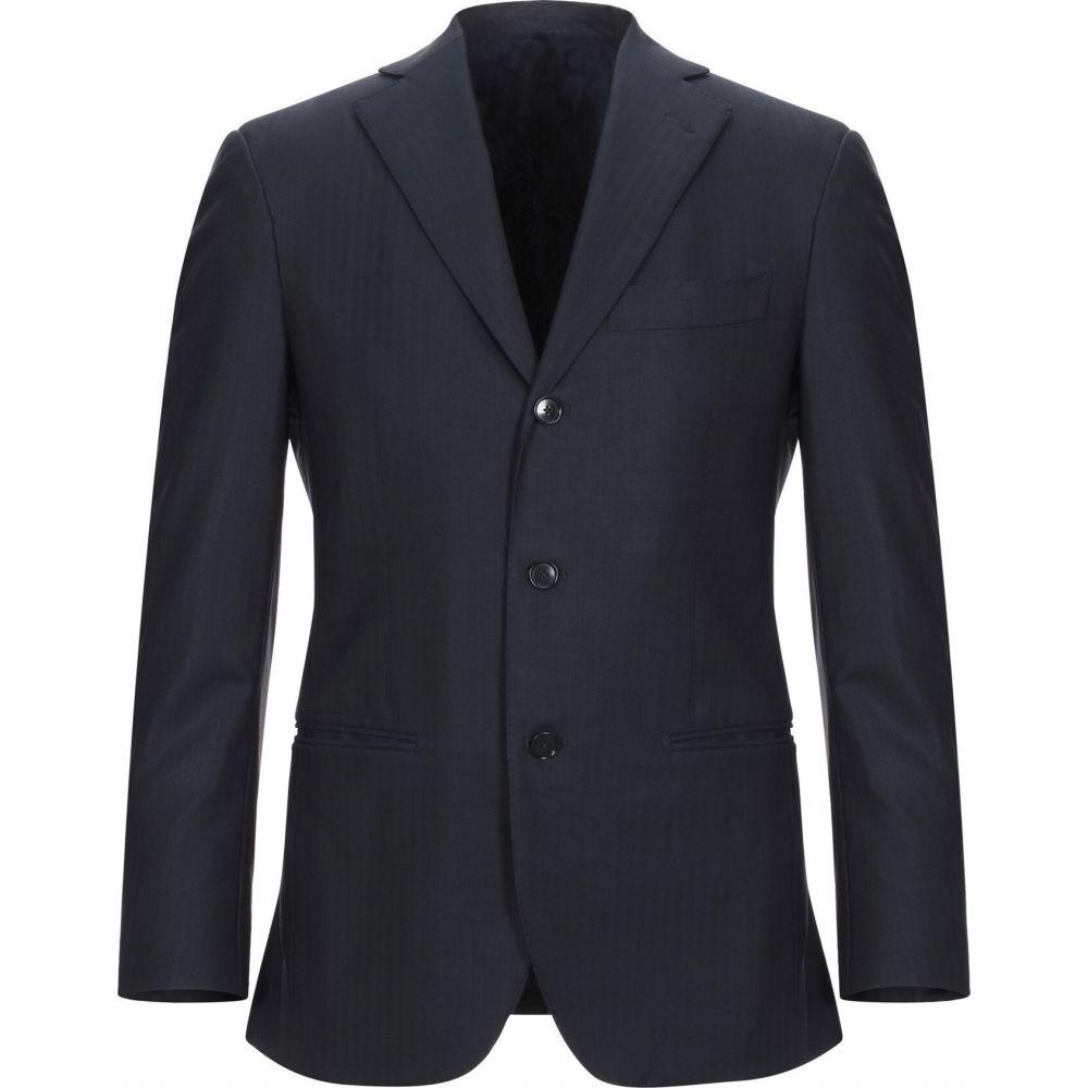 パルジレリ PAL ZILERI メンズ スーツ・ジャケット アウター【blazer】Dark blue