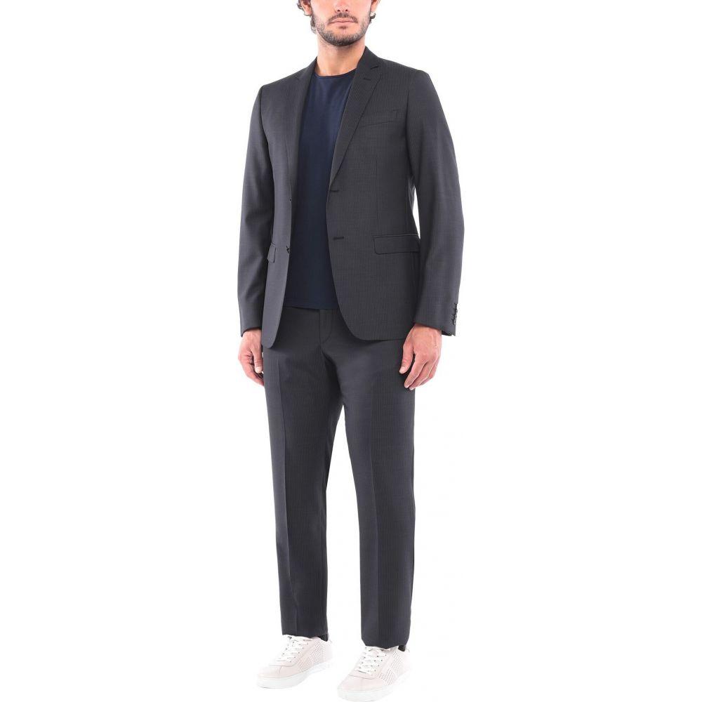 パルジレリ LAB. PAL ZILERI メンズ スーツ・ジャケット アウター【Suit】Steel grey