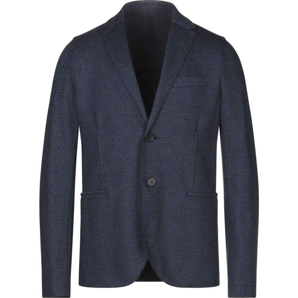 <title>ハリスワーフロンドン メンズ アウター スーツ 商品 ジャケット Dark blue サイズ交換無料 HARRIS WHARF LONDON blazer</title>