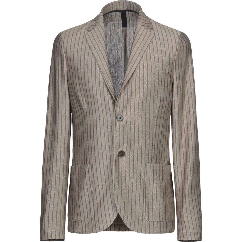 <title>ハリスワーフロンドン メンズ アウター スーツ ジャケット Beige サイズ交換無料 HARRIS WHARF LONDON 送料無料 激安 お買い得 キ゛フト blazer</title>