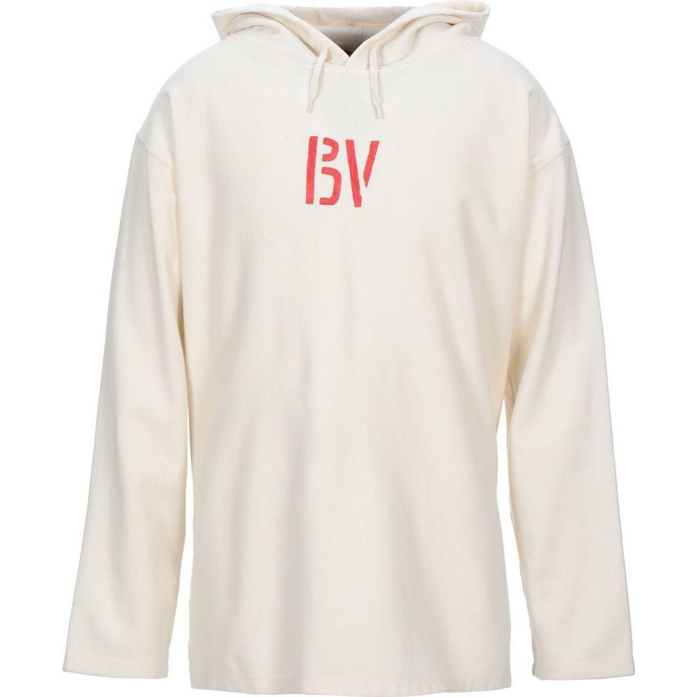 バレナ BARENA メンズ スウェット・トレーナー トップス【sweatshirt】Ivory
