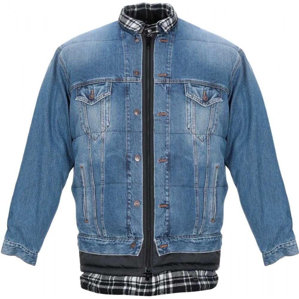価格は安く バレンシアガ BALENCIAGA メンズ ジャケット Gジャン アウター【denim jacket】Blue, ハクイグン db308208