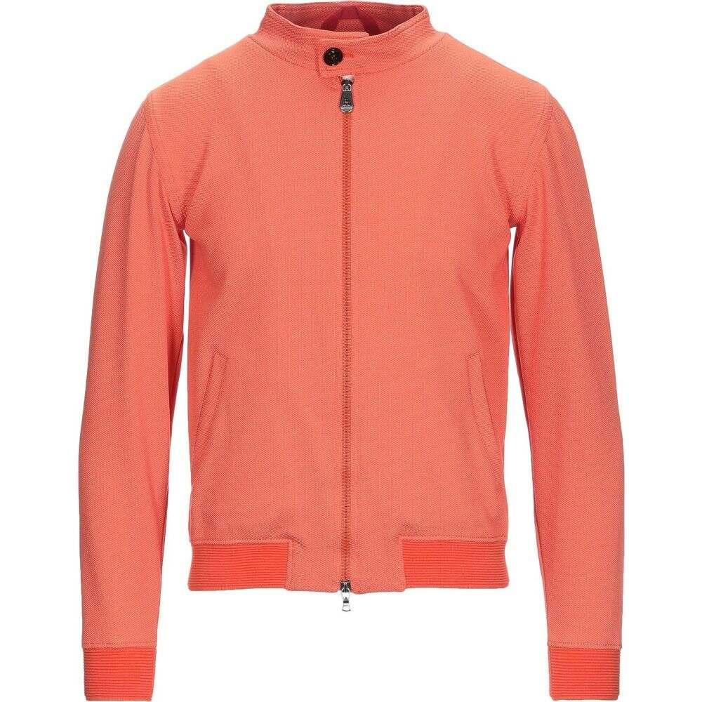 ピューテリー PEUTEREY メンズ スウェット・トレーナー トップス【sweatshirt】Orange