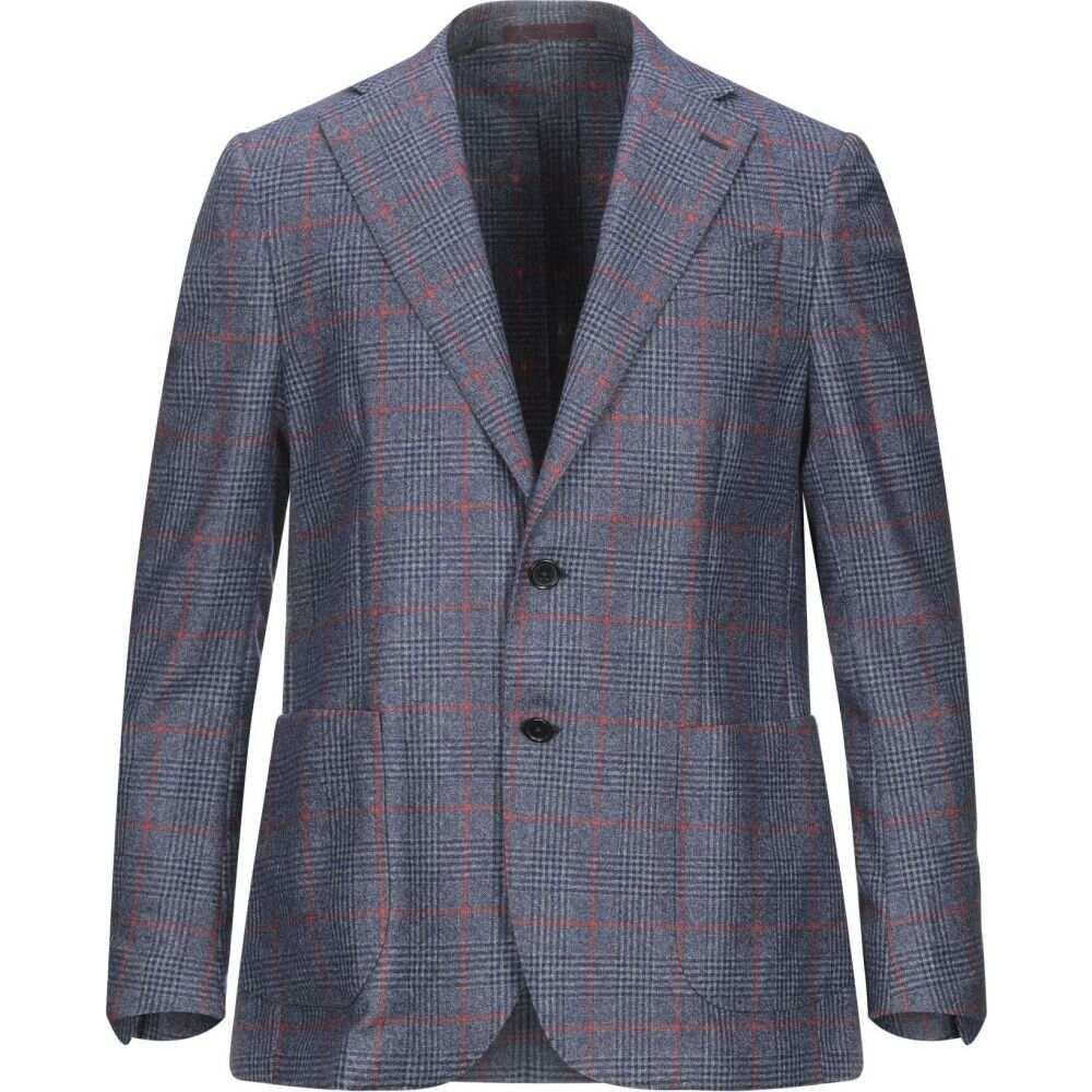ビスポーク BESPOKE メンズ スーツ・ジャケット アウター【blazer】Blue