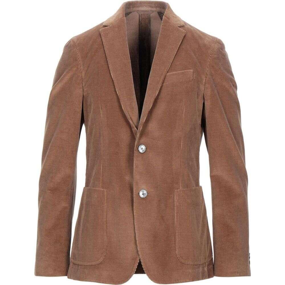 ヒューゴ ボス BOSS HUGO BOSS メンズ スーツ・ジャケット アウター【blazer】Brown