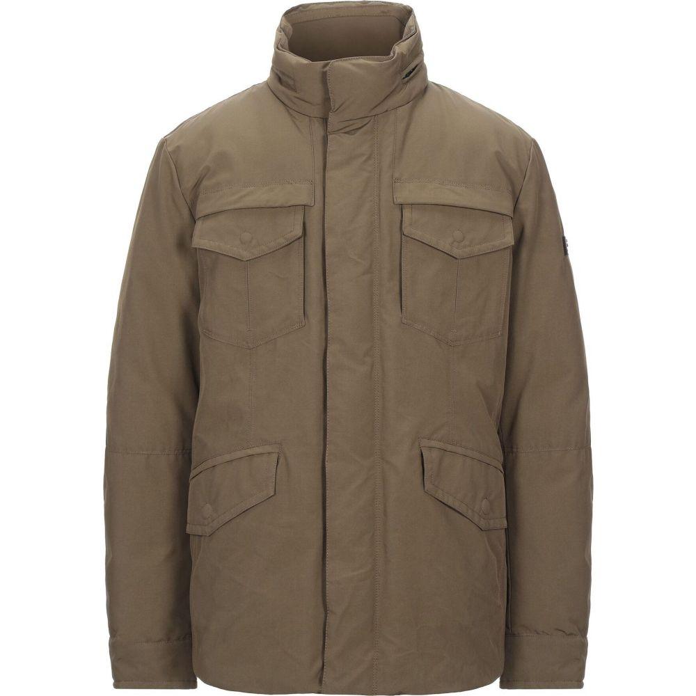 ピューテリー PEUTEREY メンズ ダウン・中綿ジャケット アウター【down jacket】Military green
