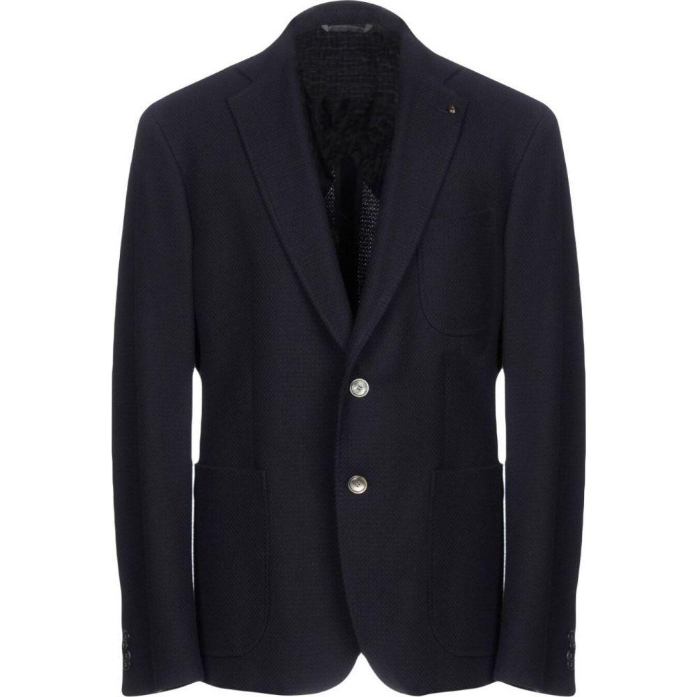 ヒューゴ ボス BOSS HUGO BOSS メンズ スーツ・ジャケット アウター【blazer】Dark blue