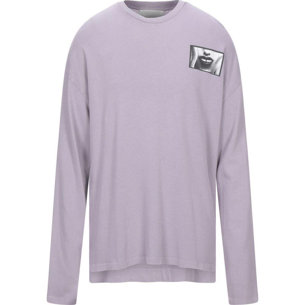 フィリング ピース FILLING PIECES メンズ スウェット・トレーナー トップス【sweatshirt】Lilac