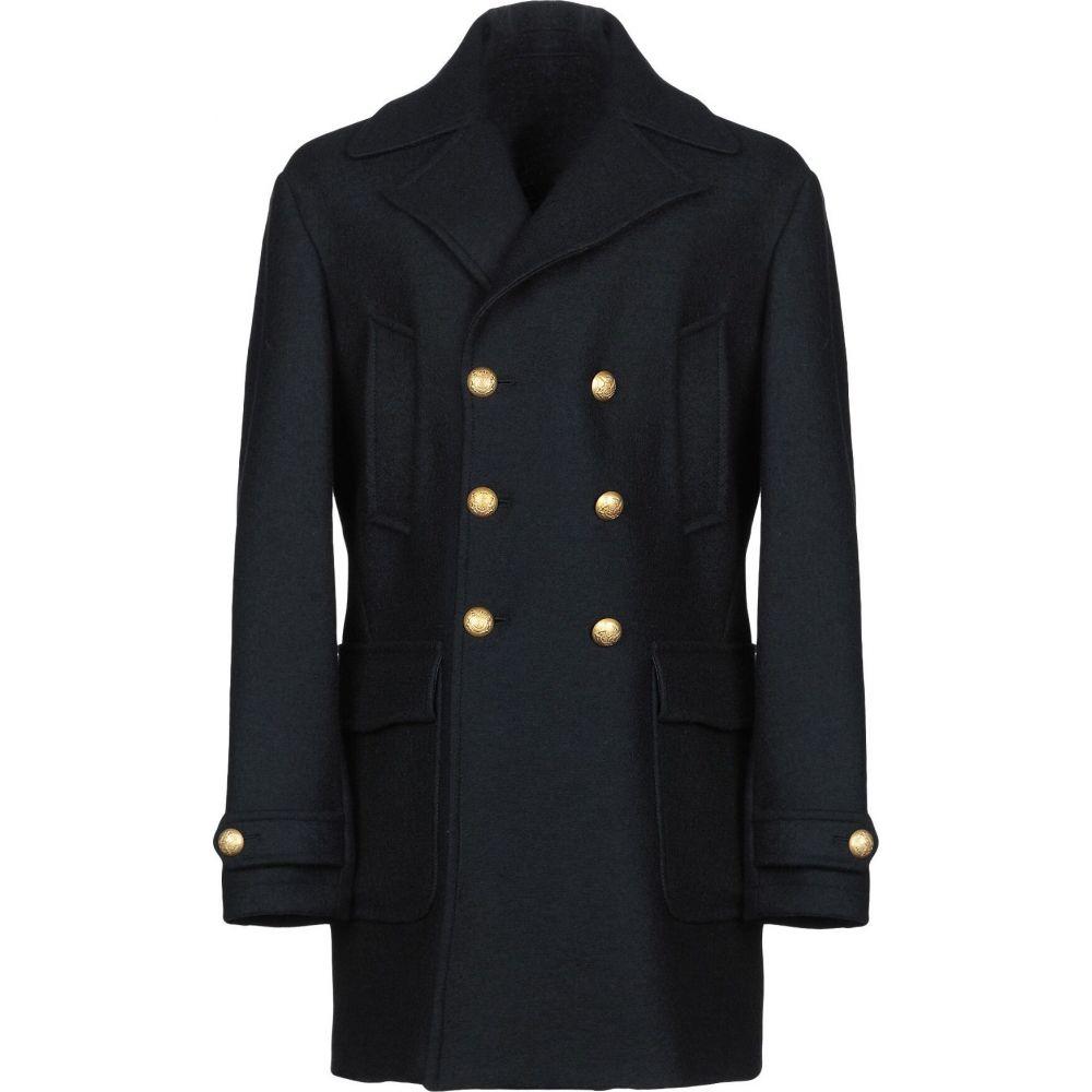 ブライアン デールズ BRIAN DALES メンズ コート アウター【coat】Dark blue