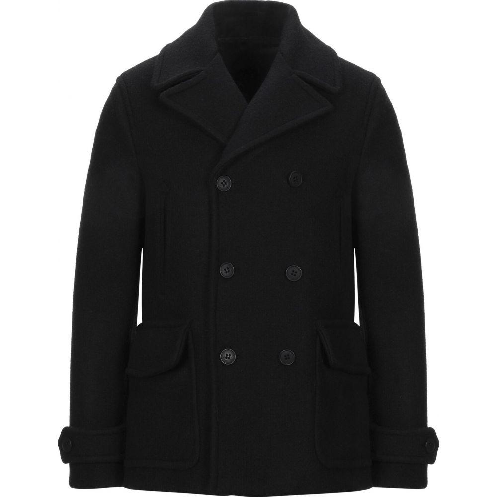 ブライアン デールズ BRIAN DALES メンズ コート アウター【coat】Black