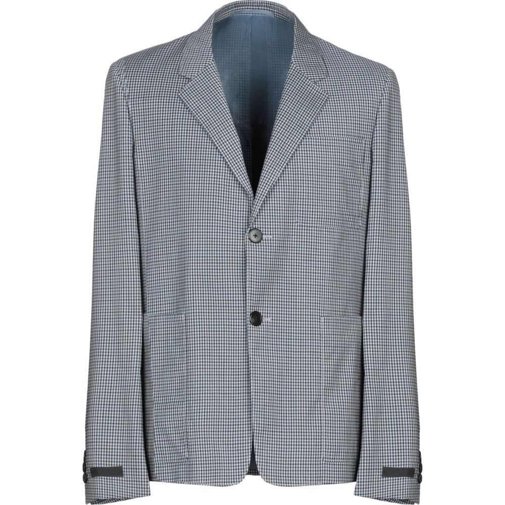 プラダ PRADA メンズ スーツ・ジャケット アウター【blazer】Slate blue