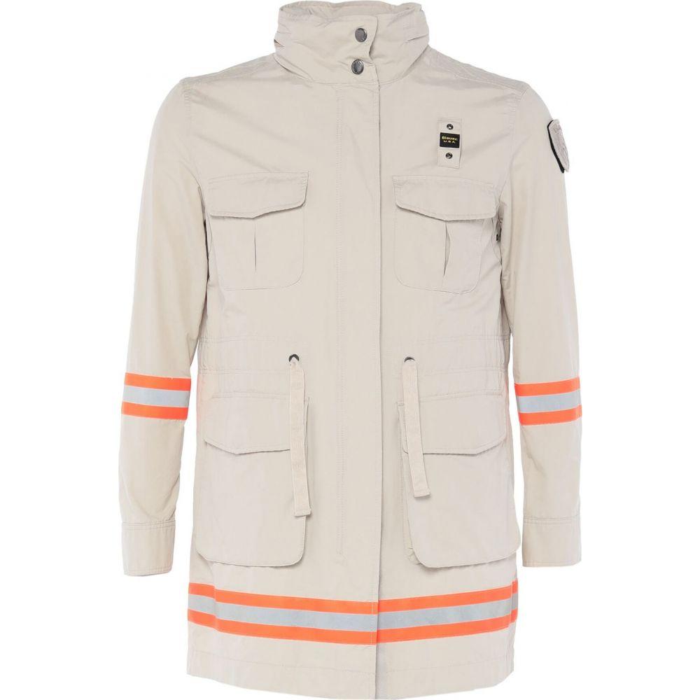 ブラウアー BLAUER メンズ コート アウター【full-length jacket】Beige