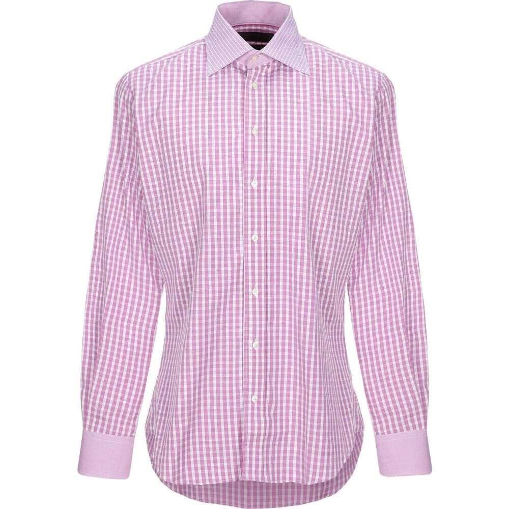 アレキサンダー マックイーン McQ Alexander McQueen メンズ シャツ トップス【checked shirt】Mauve
