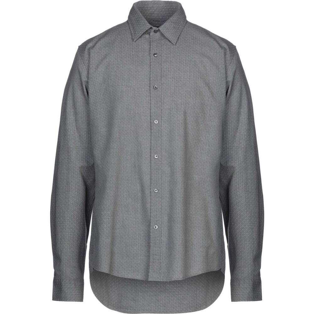 マイケル コース MICHAEL KORS MENS メンズ シャツ トップス【patterned shirt】Grey